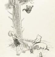 Artwork by artist Ernest Howard  Shepard