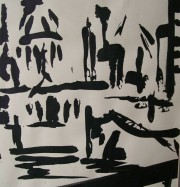 Artwork by artist Carlo Zenone