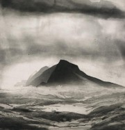 Artwork by artist Norman Ackroyd