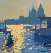 Artwork by artist Ken Howard