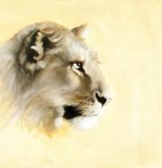 Artwork by artist Francesca Sanders