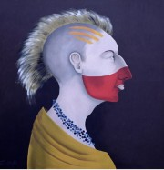 Artwork by artist John Wright
