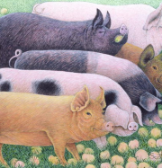 Artwork by artist Patricia Scott