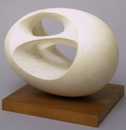 Artwork by artist Barbara Hepworth