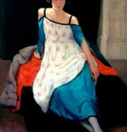 Artwork by artist Dorothy Johnstone