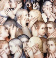 Artwork by artist Evelyn  Williams