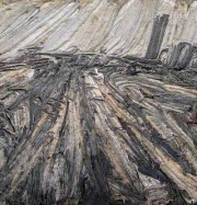 Artwork by artist Leon Kossoff