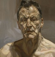 Artwork by artist Lucian  Freud
