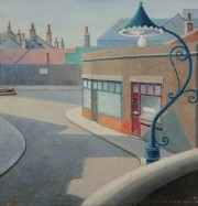 Artwork by artist Harold  Steggles