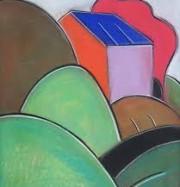 Artwork by artist Albert Louden