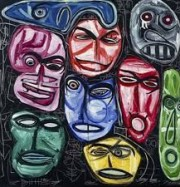 Artwork by artist Pejman  Ebadi