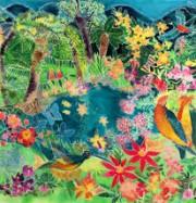 Artwork by artist Hilary Simon
