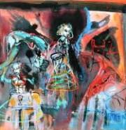 Artwork by artist Martin  Fuller