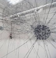 Artwork by artist Tomas  Saraceno
