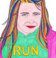 Artwork by artist Daisy de Villeneuve