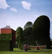 Artwork by artist David Inshaw