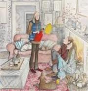 Artwork by artist Sue Macartney-Snape
