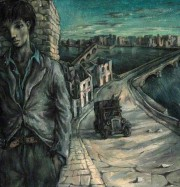 Artwork by artist John Minton