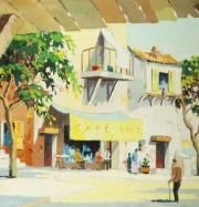 Artwork by artist Cecil Rochfort D'Oyly John