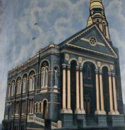 Artwork by artist John  Petts