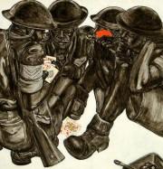 Artwork by artist Colin Moss