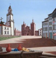 Artwork by artist Tristram  Hillier