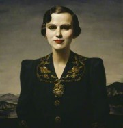 Artwork by artist Gerald Leslie Brockhurst