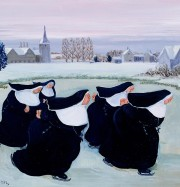 Artwork by artist Margaret Loxton