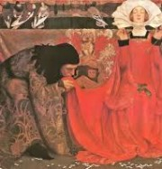 Artwork by artist Eleanor Fortescue-Brickdale