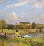 Artwork by artist George Henry