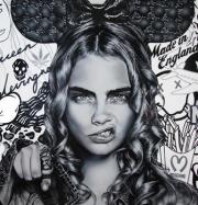 Artwork by artist Sara  Sammakia