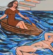 Artwork by artist Eileen Cooper