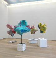 Artwork by artist Franz West