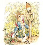 Artwork by artist Beatrix Potter