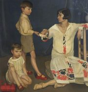 Artwork by artist William Oliphant  Hutchison