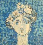 Artwork by artist Francoise Gilot