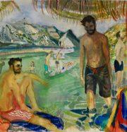Artwork by artist Rebecca Harper