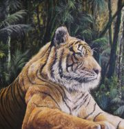 Artwork by artist Ashley Davies
