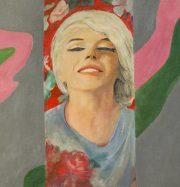 Artwork by artist Pauline Boty