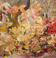 Artwork by artist Cecily Brown