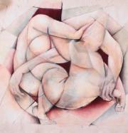 Artwork by artist Beatriz Santa-Rita